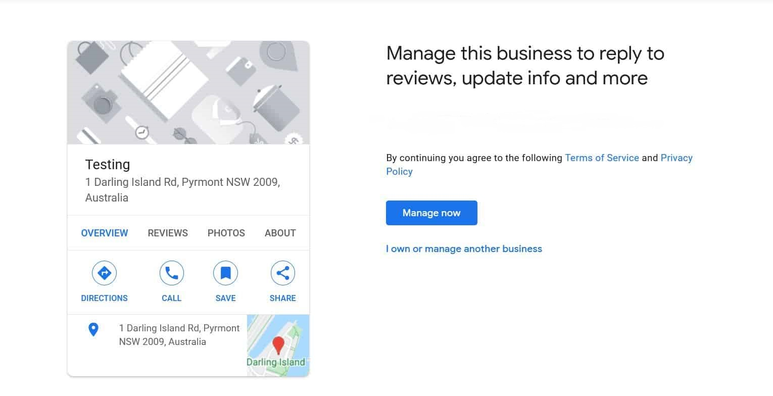 Free Google Listing For Business