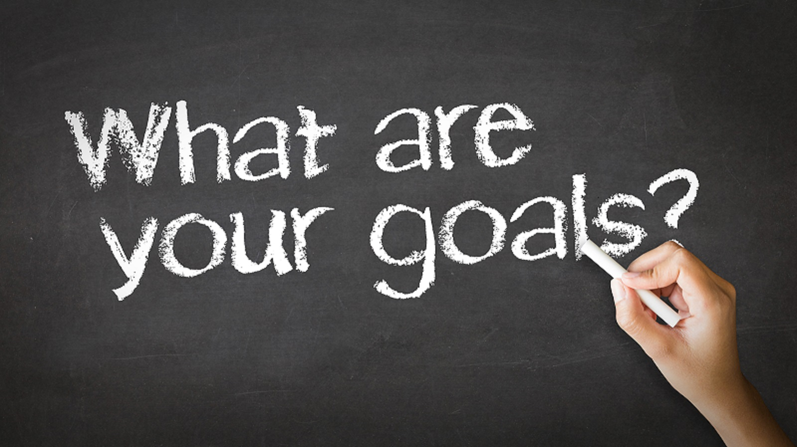 Begin With The End Goal In Mind