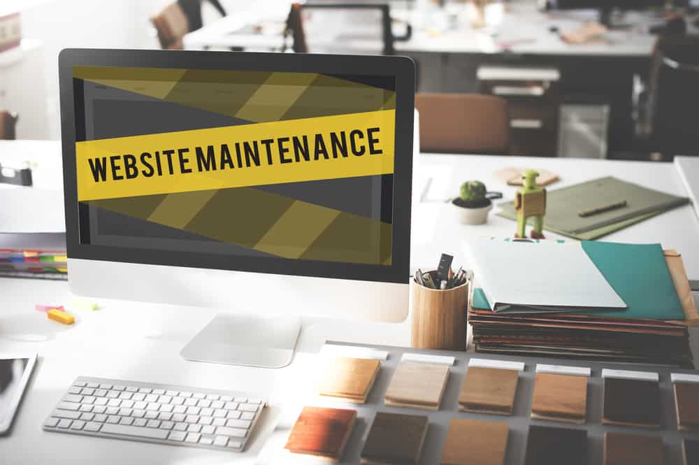 Website Maintenance Care Plan
